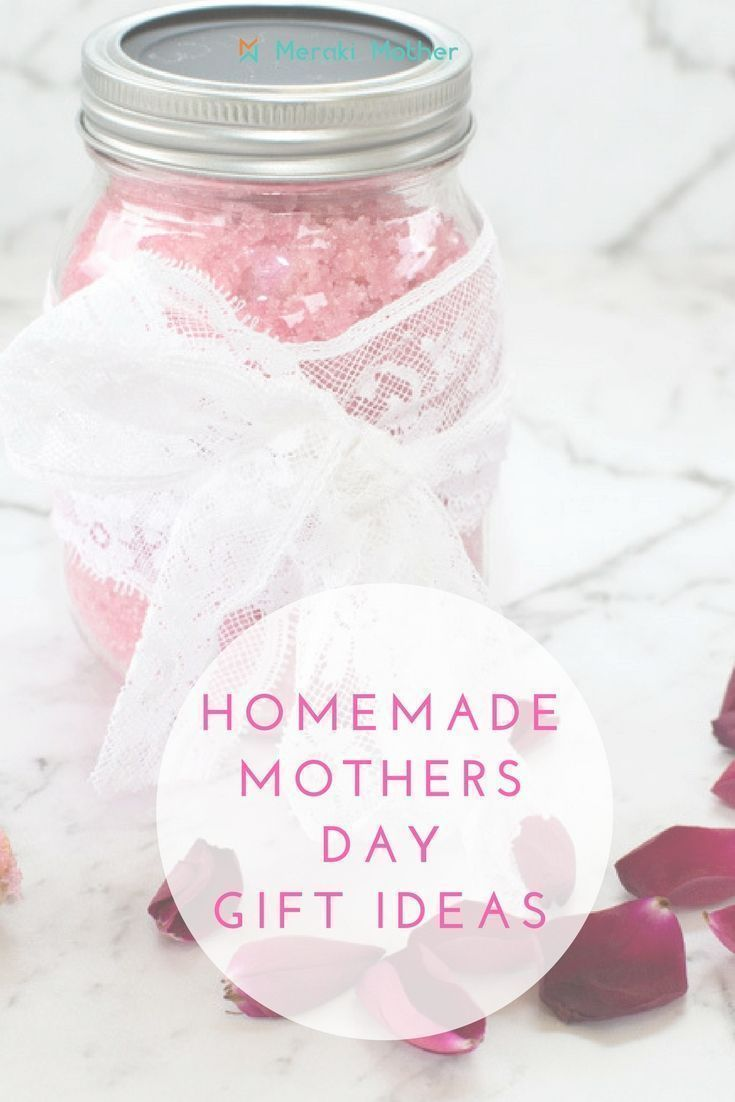 great homemade mothers day - 735×1102