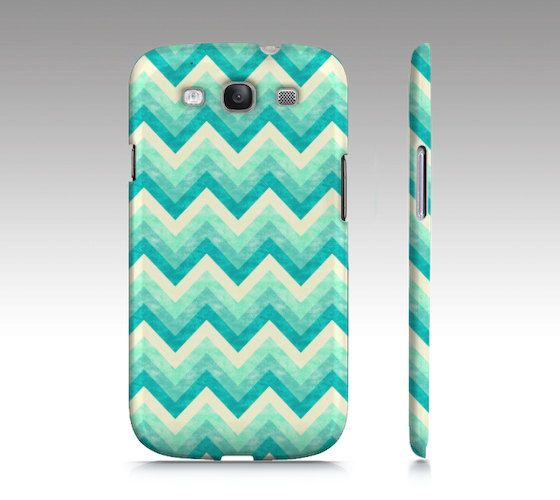Chevron Samsung Galaxy S3 case Galaxy S4 case by RoveStudio, $35.00