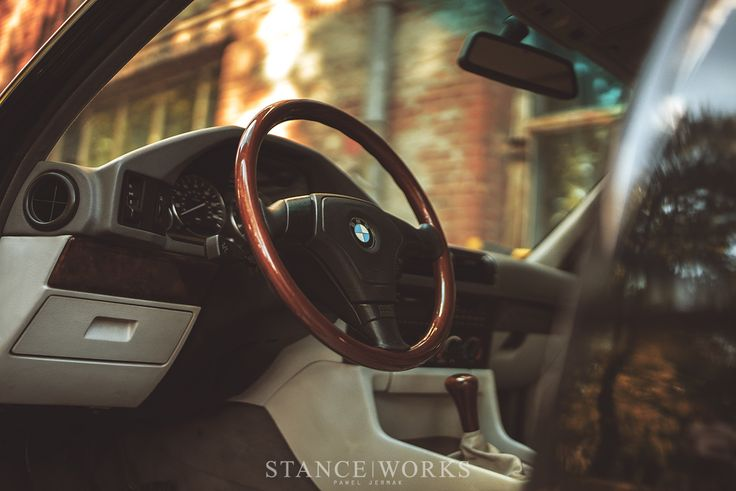 1995 BMW E34 520iT Wagon