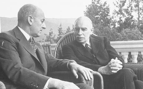 john maynard keynes - with Morgenthau (Dexter White boss)