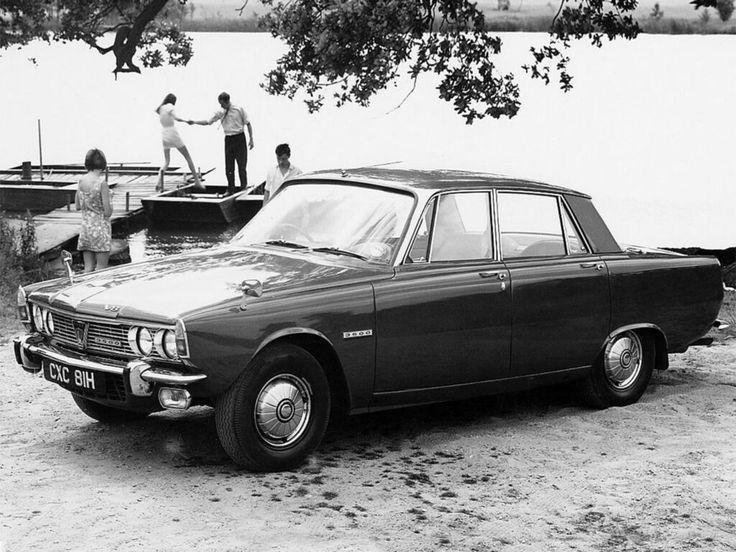 Rover P6 3500 1968-1970 avec rétroviseurs extérieurs et phares antibrouillard - photo Rover | Auto Forever