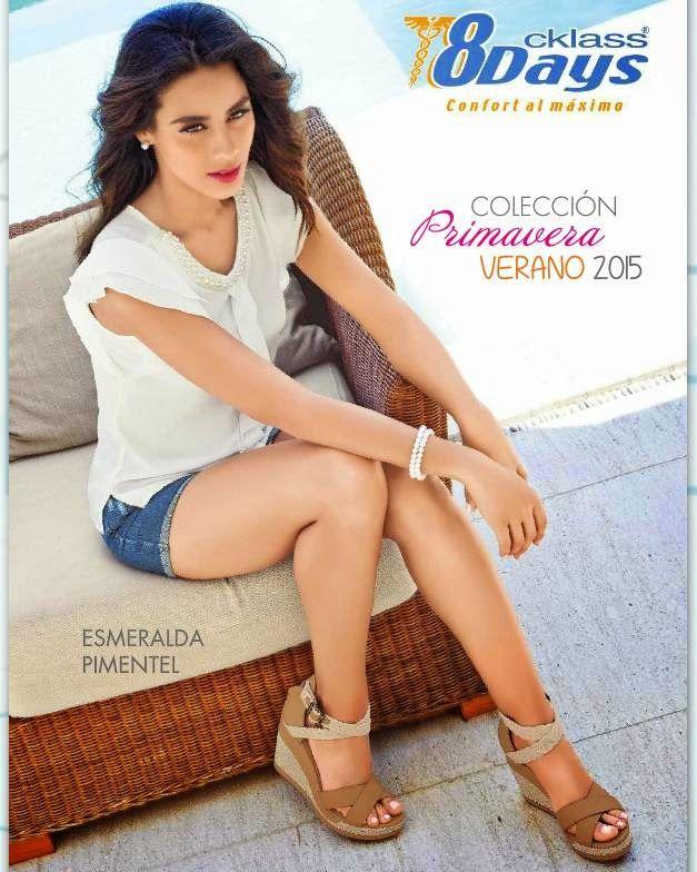 Catalogo Cklass 8Days Primavera Verano 2015. Mira zapatos confort para mujer, en este catalogo Cklass 2015