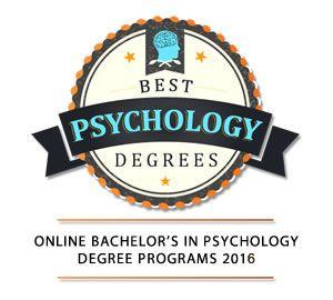 Top 10 Best Online Bachelors in Psychology Degree Programs 2016