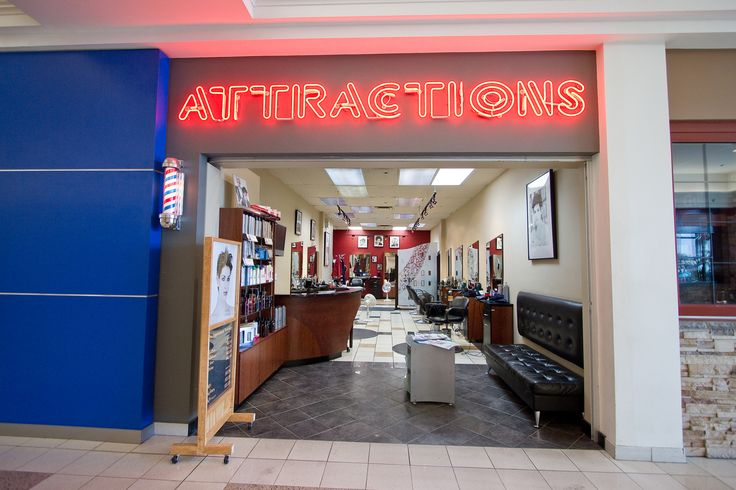 Treat dad to a fresh look with a gift of a haircut from Attractions Barbers.