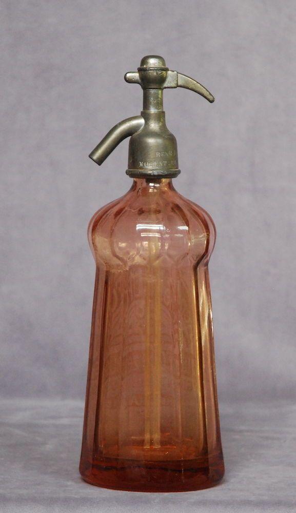 bouteille eau de seltz ou siphon marquise nogent en bassigny tain grama leduc ebay big. Black Bedroom Furniture Sets. Home Design Ideas