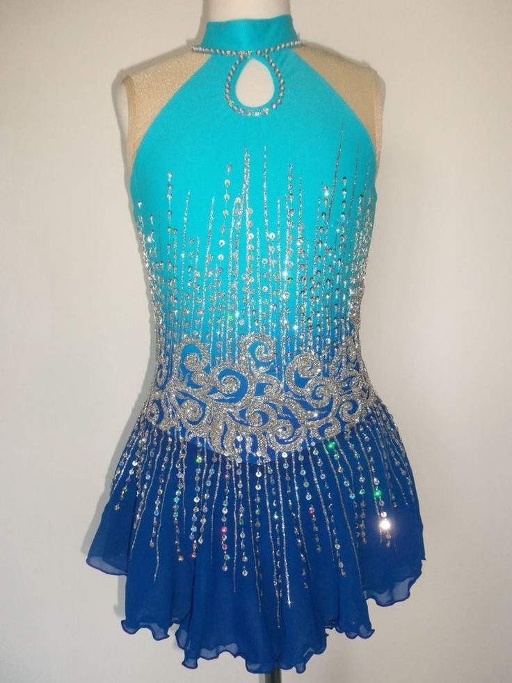 25 Best Ideas About Ice Skating Dresses On Pinterest
