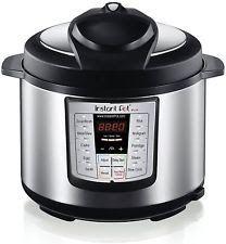 Instant Pot IP-LUX60 V3 Programmable Electric Pressure Cooker 6Qt 1000W b