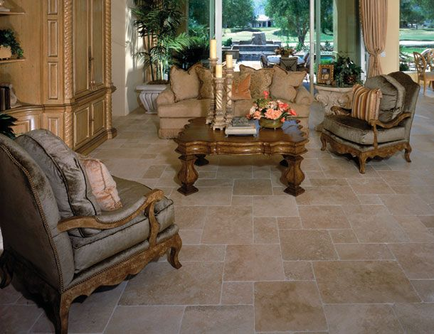 A Gorgeous Authentic Durango Stone Tile Living Room Is Just A Phone Call  Away. Meet Your Account Manager Today By Calling