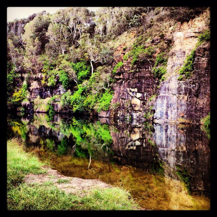 Blue Pools, Yamba NSW
