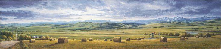 Marla Wilson -Alberta Foothills