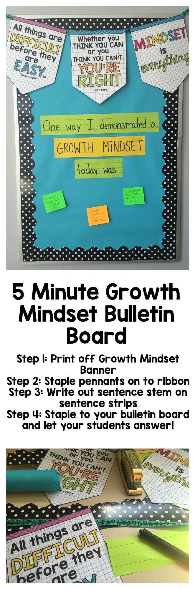 Love this idea that allows students to specifically share ways they demonstrated a growth mindset.