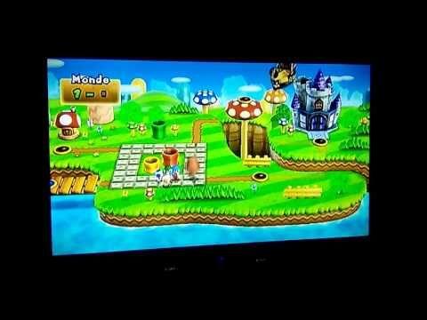 Le rire 4 c trop drôle/2# super Mario Bros Wii - YouTube