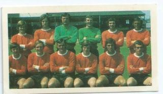 Newport County of Wales team group in 1970.