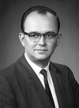 "Hugh Everett III was an American physicist who first proposed the many-worlds interpretation (MWI) of quantum physics, which he termed his ""relative state"" formulation."