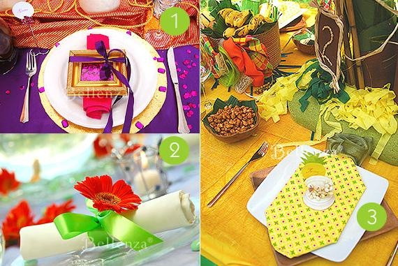67 Best Images About Napkin Rings Menu Cards On