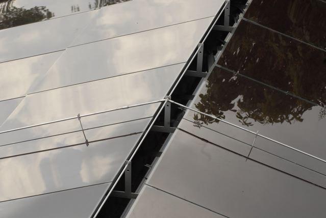 Dachsanierung mit Photovoltaikanlage (Solaranlage) // David Solar Deutschland GmbH
