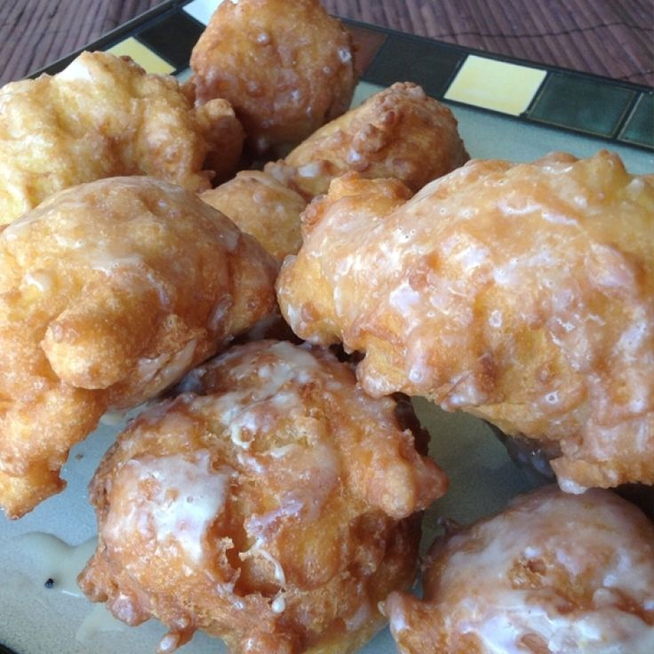 Homemade Apple Fritters have an enticing aroma when cooking and once you bite in, you will say Yum!. Homemade Apple Fritters Recipe from Grandmothers Kitchen.