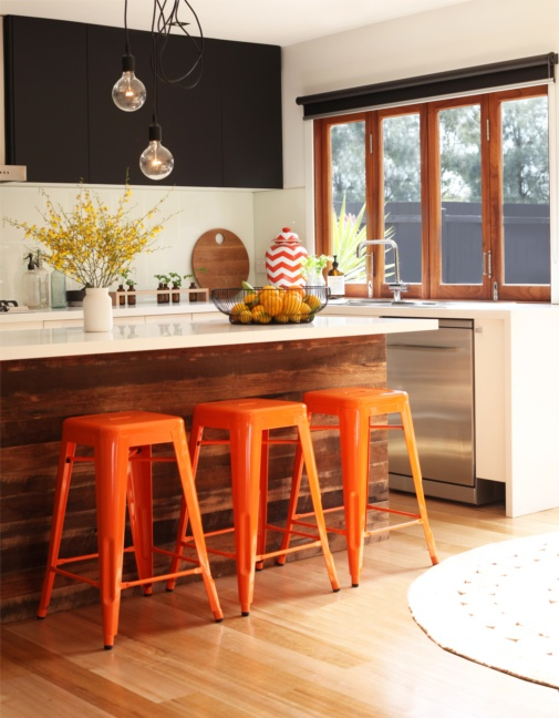 Groovy kithen - The Assembly Hall #kitchen #design