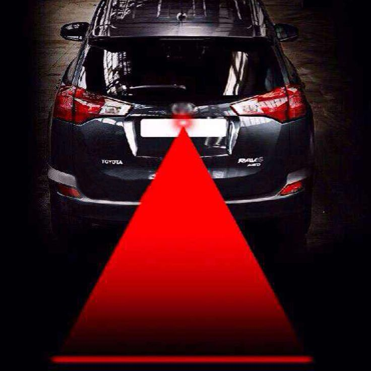 Warning Light Anti Collision Rear-end Car Laser Tail 12v Led car Fog Light Auto Brake auto Parking Lamp Rearing car styling AG * Click the VISIT button to find out more