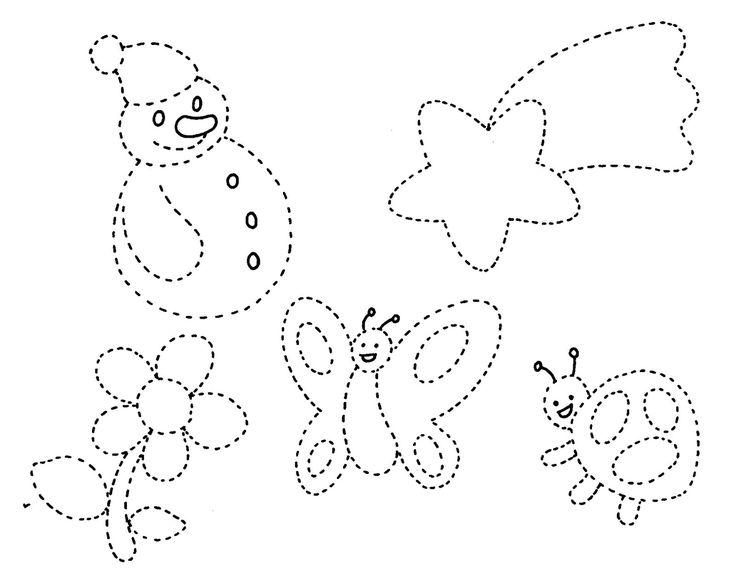 Resultado de imagen para imágenes para unir puntos para niños pequeños