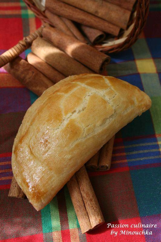 Pâtés de goyave (chaussons créoles)