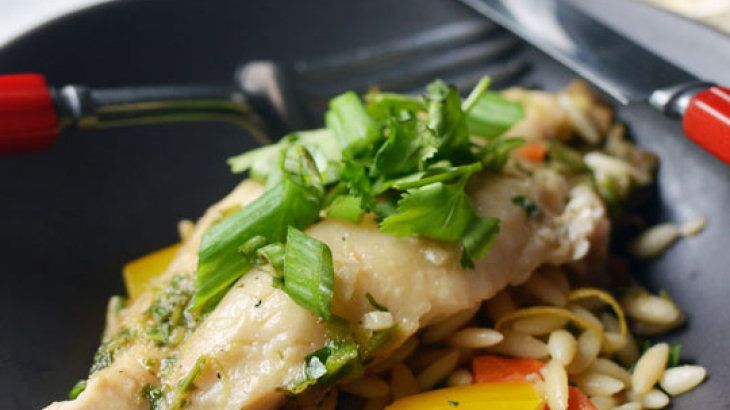 Ginger and Cilantro Baked Tilapia | Healthy Budget Friendly Meals and ...