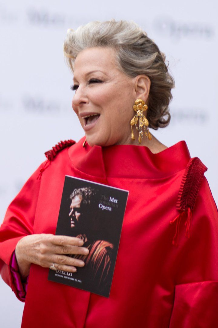 10 Third-Degree Celebrity Burns Bette Midler Has Delivered on Twitter