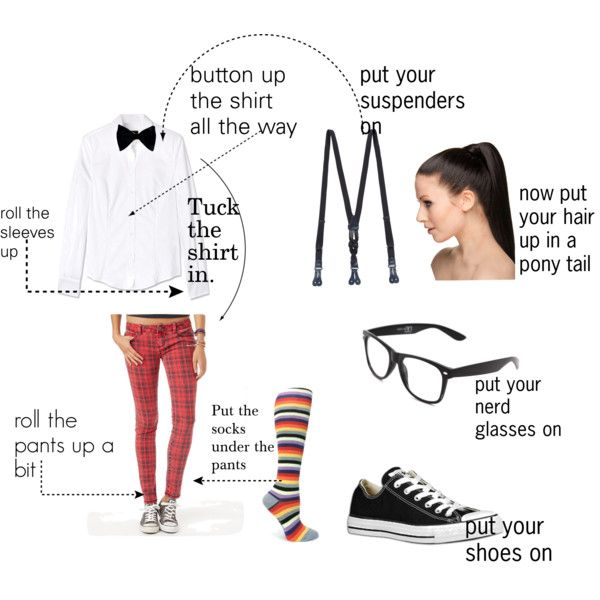 cute nerd costume by awesome-guy on Polyvore featuring Paul Smith, Peuterey, Converse and Rapunzel Of Sweden
