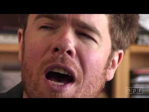 Josh Ritter: NPR Music Tiny Desk Concert... first song and last song are the best, definitely worth listening to.