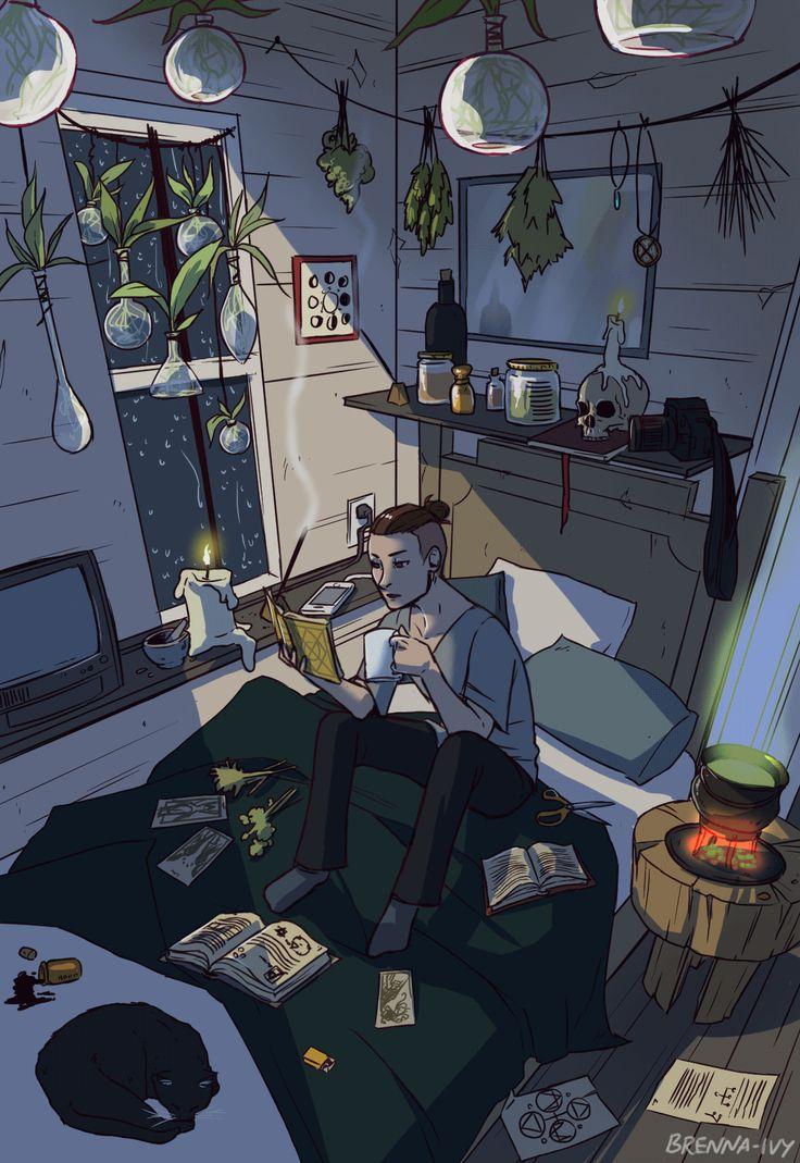 Polytheist Passion • kaylapocalypse:   brenna-ivy:   It's finally...