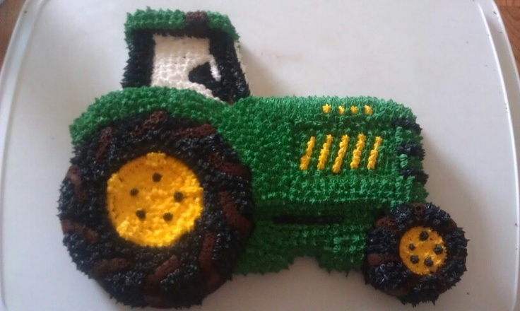 Tractor cake!!