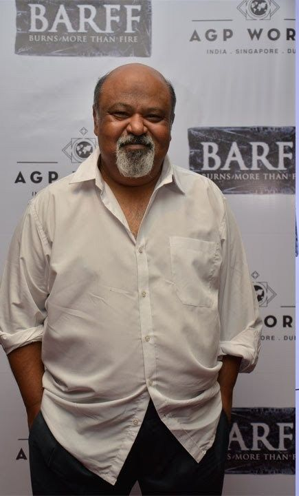 Saurabh Shukla is an Indian film and television actor, director and screenwriter. He acted in his first international film, the Golden Globe and Academy award winning Slumdog Millionaire, as the character Constable Srinivas. Shukla has directed 3 television features and five feature films. His film RAAT GAYEE BAAT GAYEE won the Audience's Choice Best film Award in SAIFF, New York, USA, in 2009. In 2014, he won the National Film Award for Best Supporting Actor for his role in Jolly LLB.