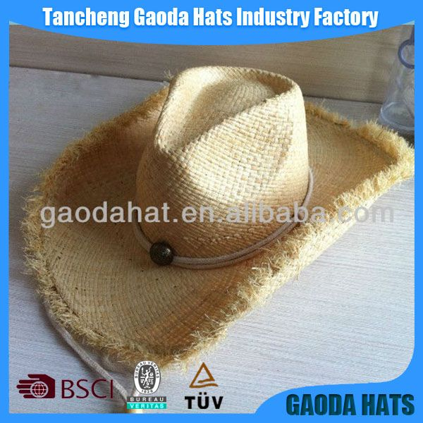 Best Selling Fashion Style Cheap Mexican Cowboy Hats $1.6~$3.6