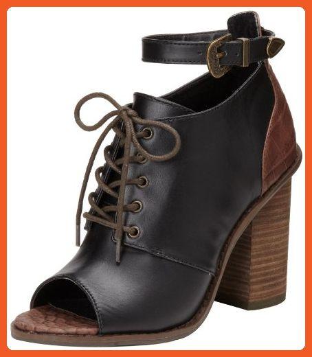 Kelsi Dagger Brooklyn Women's Bina Bootie,Black,8 M US - Boots for women (*Amazon Partner-Link)
