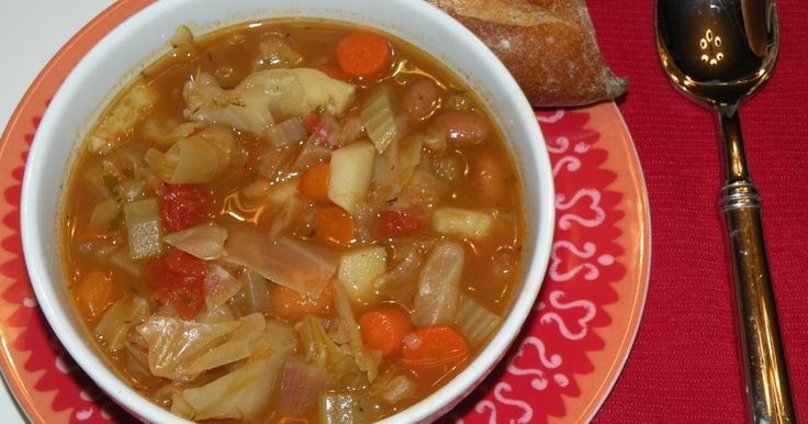 Healthy and Easy Recipes: Basque Soup...
