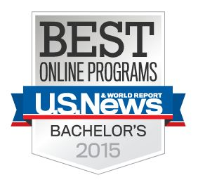 World Campus Bachelor's Degree Programs earn U.S. News & World Report Honors