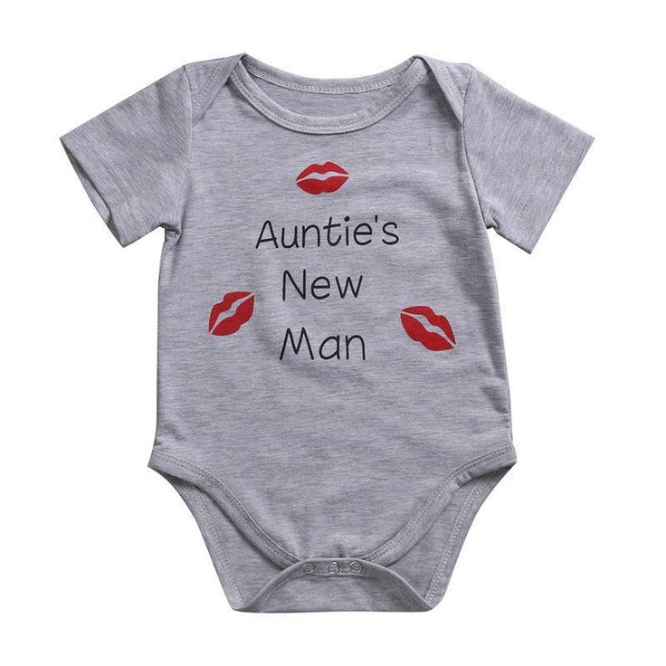 Antie's New Man Bodysuit