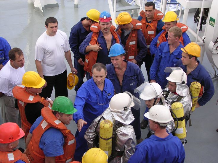 Fire drill training on the container ship #travel #adventure #ttot