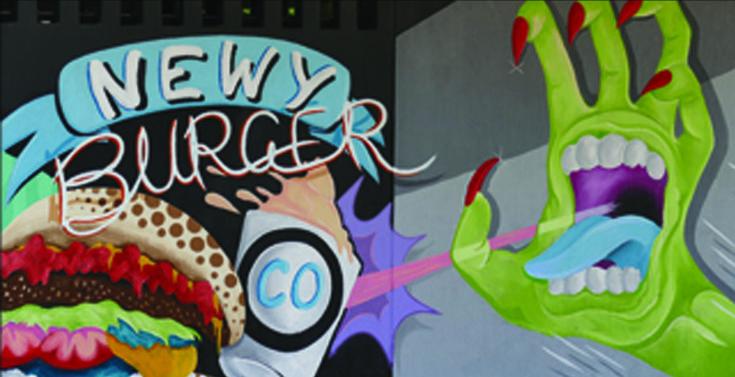 Newy Burger Company