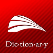 $1.99--WordBook English Dictionary & Thesaurus--FEATURES that make WordBook stand out from other dictionary apps:    ★ Professionally recorded pronunciation for every single entry    ★ Word origin information (Etymologies)    ★ Built-in spell checker with pop-up spelling suggestions    ★ User's bookmark and note management