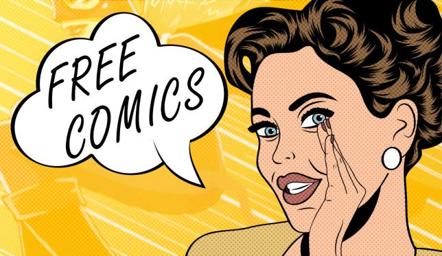 Bam! Pow! 8 of the Best Ways to Read Comics Online for Free—There are a surprising number of ways that you can read free comics, from the big names like Marvel and DC to smaller titles like ElfQuest. Indulge your love for comics without going broke!