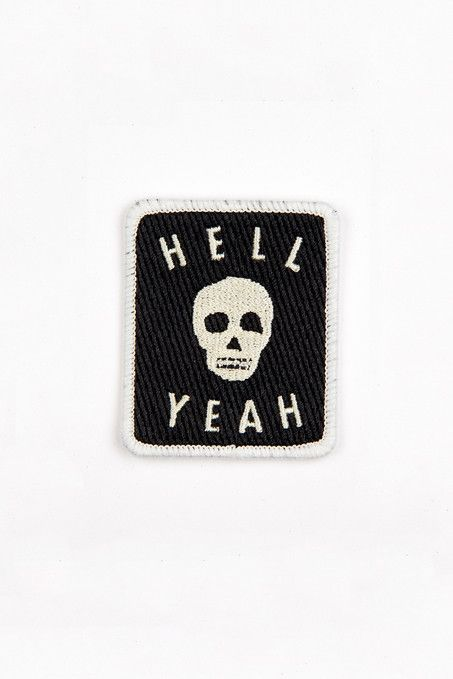 Glamour Kills Mini Hell Yeah Patch - $2.99