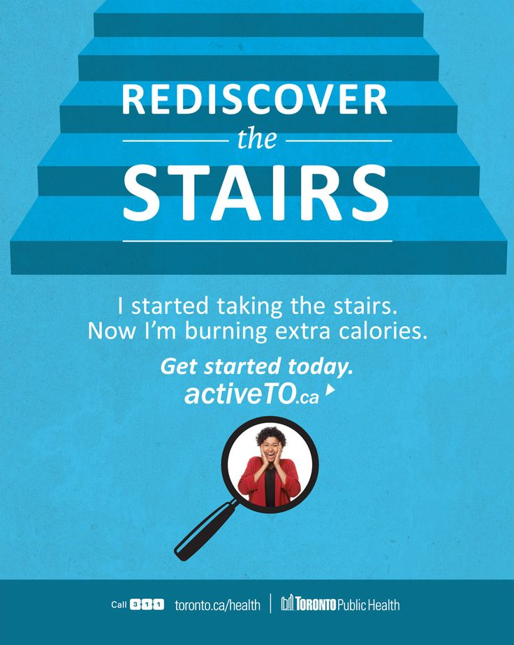 Taking Steps: ActiveTO.ca Is A Toronto Public Health Initiative That