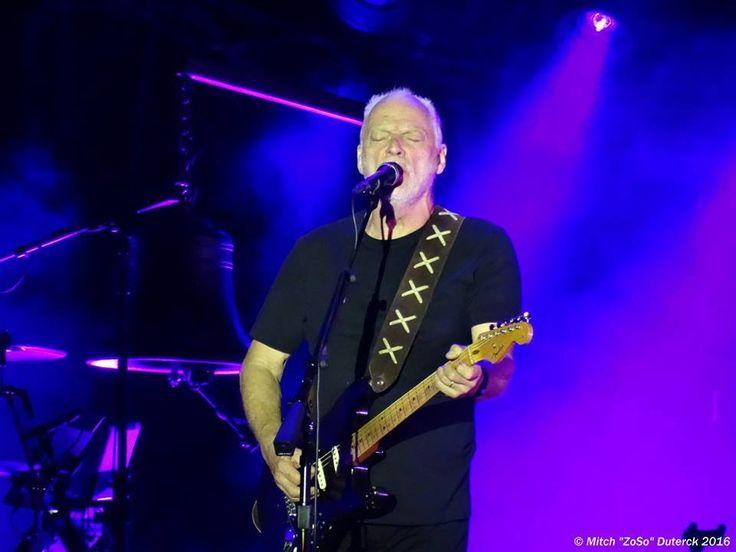 David Gilmour, Grote Markt Tienen - le 27 juillet 2016