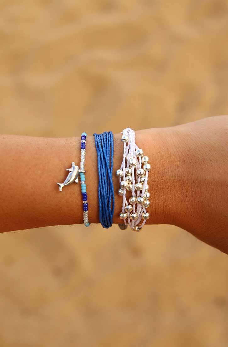 Marine Dolphin | Pura Vida Bracelets