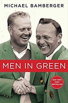 Men in Green - Best golf books