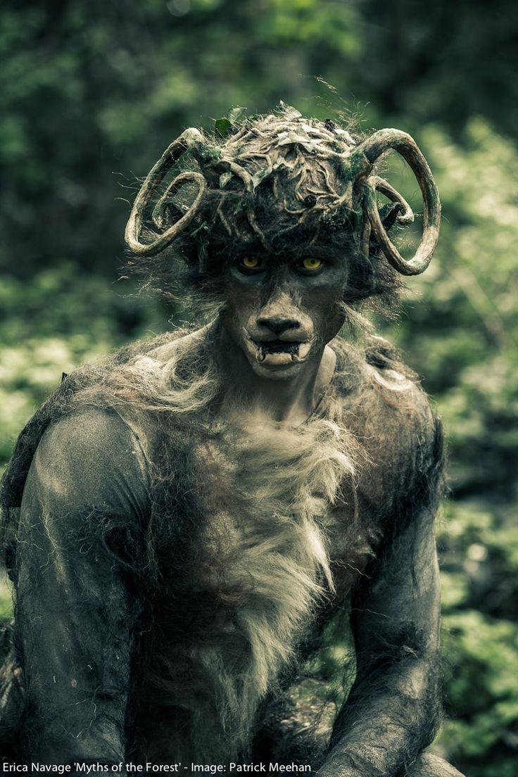Half Man Half Creature | Humanimal - Body Painted Animals ... - photo#6