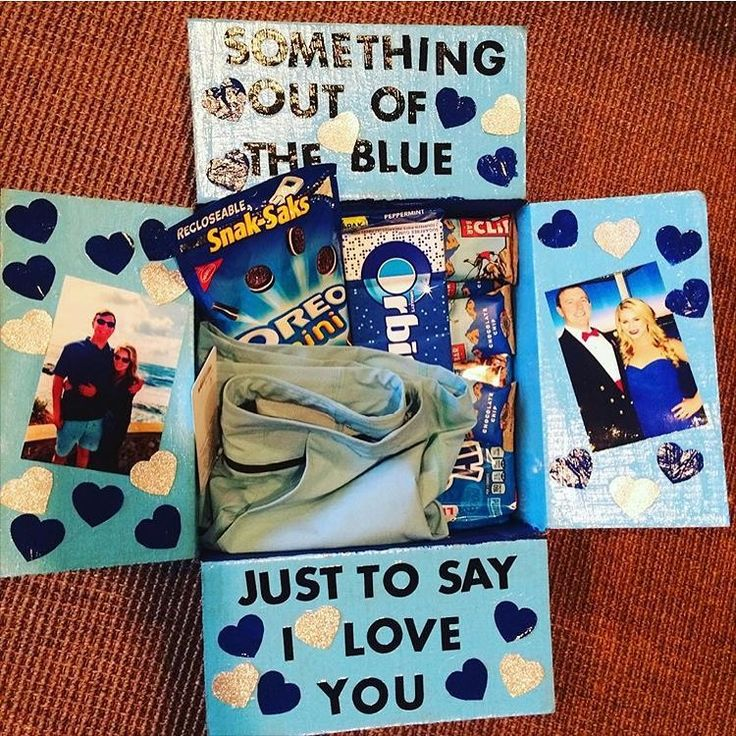 imágenes de cute gifts for boyfriend just because