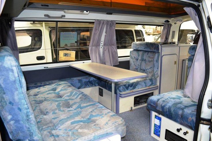 Toyota Hiace Campervan Google Search Hiace Camper