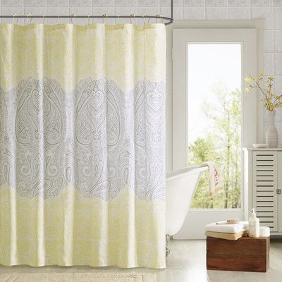 Bungalow Rose Laurence Shower Curtain Reviews